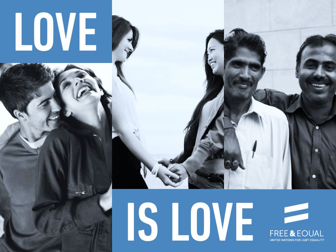 UN Free and Equal campaign link