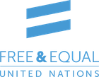 """مبادرة الأمم المتحدة """"أحرار ومتساوون"""""""